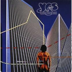 Yes - Going for the One CD Cover Art