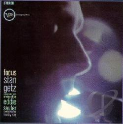 Getz, Stan - Focus CD Cover Art