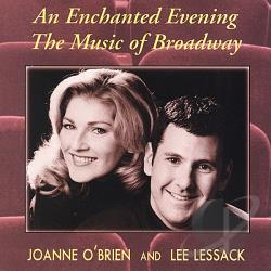 Lessack, Lee - An Enchanted Evening: The Music of Broadway CD Cover Art