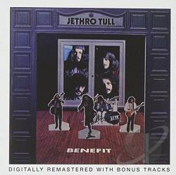 Jethro Tull - Benefit CD Cover Art