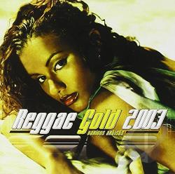 Reggae Gold 2003 CD Cover Art