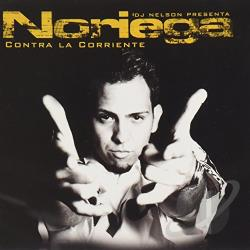 Noriega - Contra La Corriente CD Cover Art