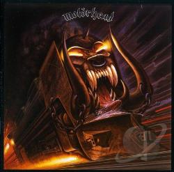 Motorhead - Orgasmatron CD Cover Art