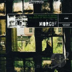 Morgue - Process To Define . CD Cover Art