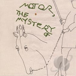 Motor - Mystery of Motor CD Cover Art