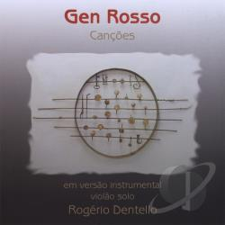 Dentello, Rogerio - Gen Rosso - Cancoes CD Cover Art