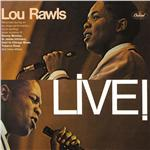Rawls, Lou - Live DB Cover Art