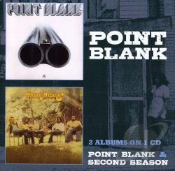 Point Blank - Point Blank/Second Season CD Cover Art