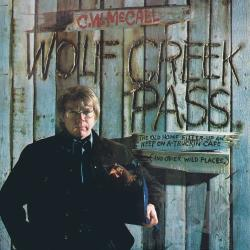 McCall, C.W. - Wolf Creek Pass CD Cover Art