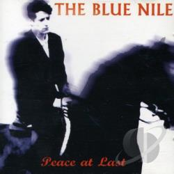 Blue Nile - Peace at Last CD Cover Art