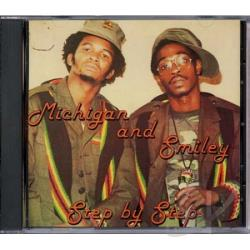 Michigan & Smiley - Step By Step CD Cover Art