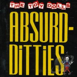 Toy Dolls - Absurd-Ditties CD Cover Art