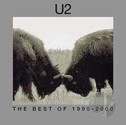 U2 - Best of 1990-2000 CD Cover Art