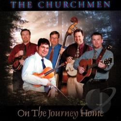 Churchmen - On the Journey Home CD Cover Art