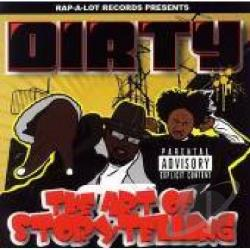 Dirty - Art Of Storytelling CD Cover Art