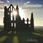 Gibson, Dan - Illuminations: Peaceful Gregorian Chant CD Cover Art