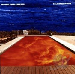 Red Hot Chili Peppers - Californication LP Cover Art