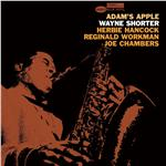 Shorter, Wayne - Adam's Apple (Rudy Van Gelder Edition) DB Cover Art