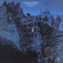 Rushen, Patrice - Before The Dawn CD Cover Art