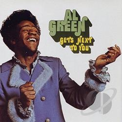 Green, Al - Gets Next to You LP Cover Art