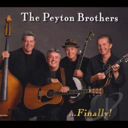 Peyton Brothers - Peyton Brothers Finally! CD Cover Art