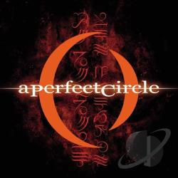 A Perfect Circle - Mer de Noms CD Cover Art