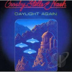 Crosby, Stills, and Nash - Daylight Again CD Cover Art