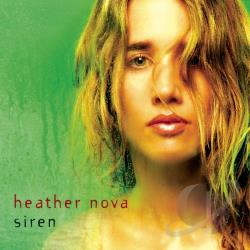 Nova, Heather - Siren CD Cover Art