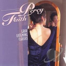 Faith, Percy - Easy Listening Classics CD Cover Art