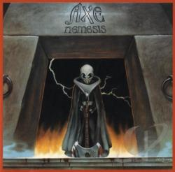 Axe - Nemesis CD Cover Art