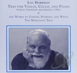 Harrison - Trio America 2/Various CD Cover Art