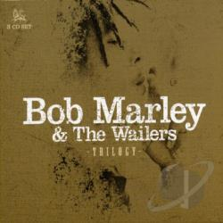 Marley, Bob - Trilogy CD Cover Art