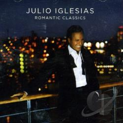 Iglesias, Julio - Romantic Classics CD Cover Art
