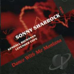 Sharrock, Sonny - Dance With Me, Montana CD Cover Art