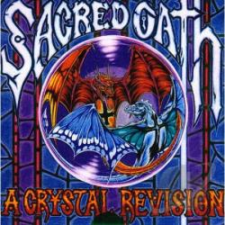 Sacred Oath - Crystal Revision CD Cover Art