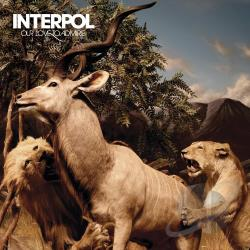 Interpol - Our Love to Admire CD Cover Art