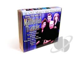 Manhattan Transfer - Only the Best of the Manhattan Transfer CD Cover Art