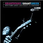 Green, Grant - Grantstand (Rudy Van Gelder Edition) DB Cover Art