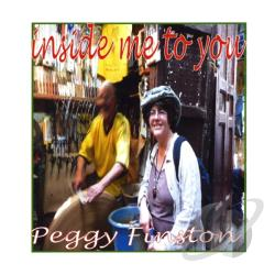 Finston, Peggy - Inside Me To You CD Cover Art
