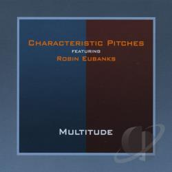 Characteristic Pitches - Multitude CD Cover Art