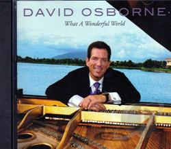 Osborne, David - What a Wonderful World CD Cover Art