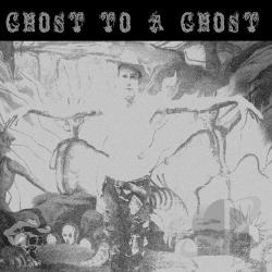 Williams, Hank III - Ghost to a Ghost/Gutter Town LP Cover Art
