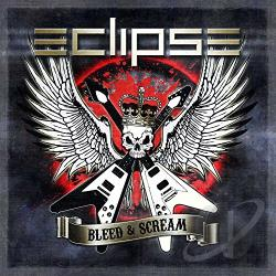 Eclipse - Bleed And Scream CD Cover Art