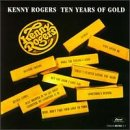 Rogers, Kenny - Ten Years of Gold CD Cover Art