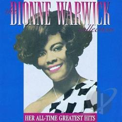 Warwick, Dionne - Dionne Warwick Collection: Her All-Time Greatest Hits CD Cover Art