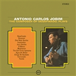 Jobim, Antonio Carlos - Composer of Desafinado, Plays CD Cover Art