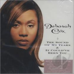 Cox, Deborah - Sound Of My Tears/Cd5 CD Cover Art