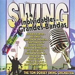 Dorsey, Tom / Orchestra - Swing:14 Inolvidables De. CD Cover Art