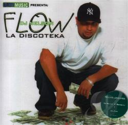 DJ Nelson - Flow La Discoteka CD Cover Art