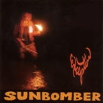Excepter - Sunbomber CD Cover Art